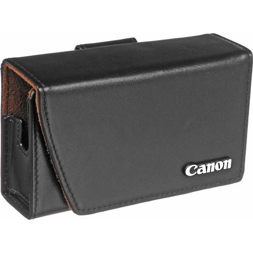 Canon PSC-900 Deluxe Leather Case (Black) 4366B001