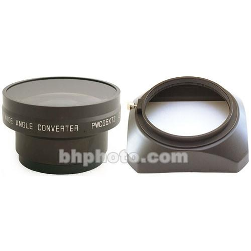 Cavision 0.6x Industrial Wide Angle Converter Lens PWC06X72H
