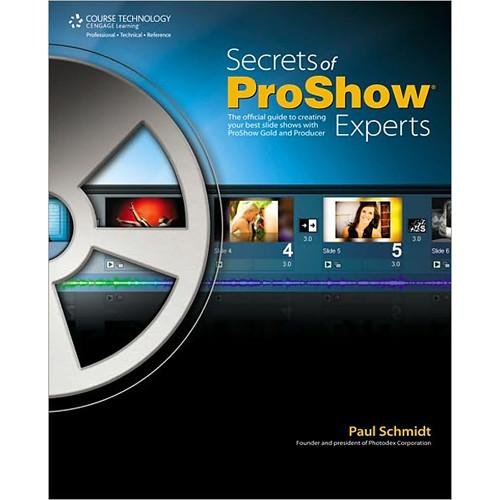 Cengage Course Tech. Book/DVD: Secrets of 978-1-4354-5484-2