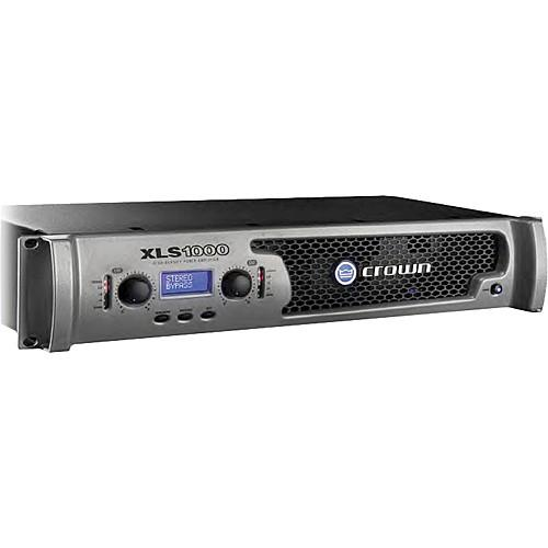Crown Audio XLS 1000 DriveCore Stereo Power Amplifier XLS1000