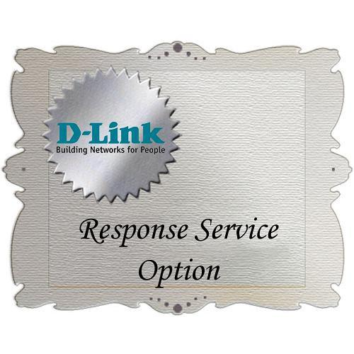 D-Link DCSP-4 9x5 Next Business Day Onsite Support - 1 Year