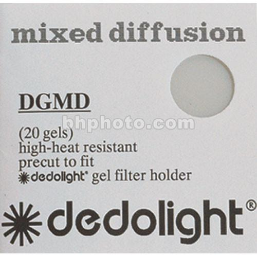 Dedolight 20 Mixed Diffusion Gel Filters for DBD400 DGMD4008
