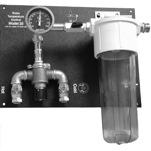 Delta 1 Model 25 Water Control Panel - Regular Flow 65125