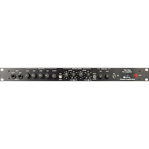 Demeter HBP-1J H Series Tube Bass Preamplifier with Jensen HBP-J
