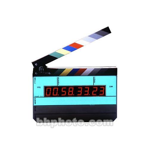 Denecke TS-3 Time Code Slate - Color Clapper, EL Backlit TS-3EL