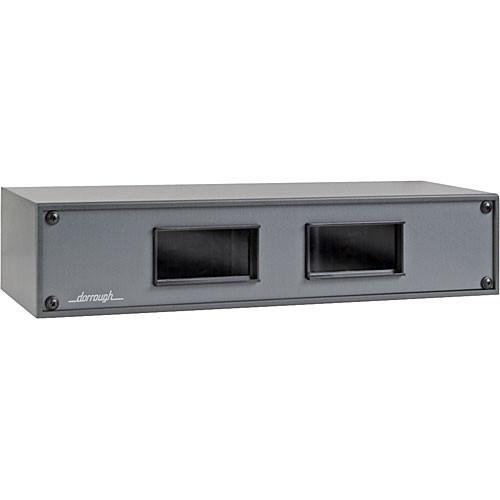Dorrough 10-B2 Desktop Box for 2 Dorrough Model 10 Meters 10-B2