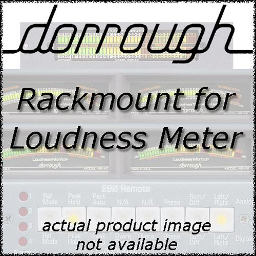 Dorrough Rack Mount for Dorrough 20 Series Meter 20-S