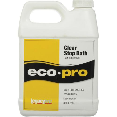 Eco Pro Clearstop Odorless Stop Bath (One Quart) 1231326