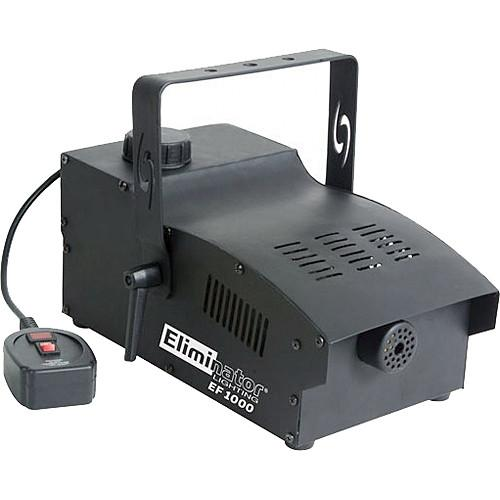 Eliminator Lighting EF 1000 Fog Machine (120 VAC) EF-1000