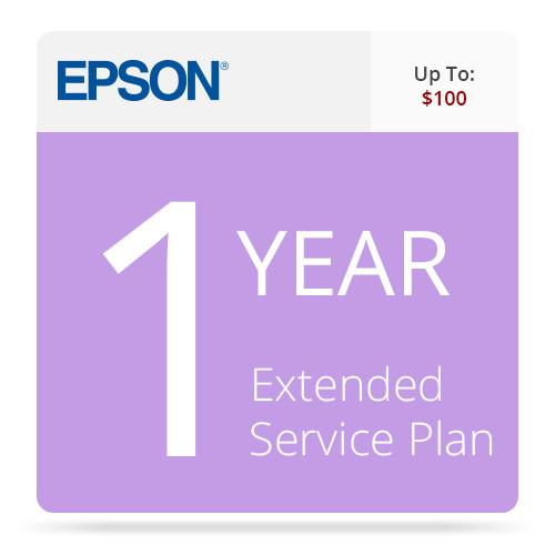 Epson 1-Year Exchange/Repair Extended Service EPPSNPSCA2