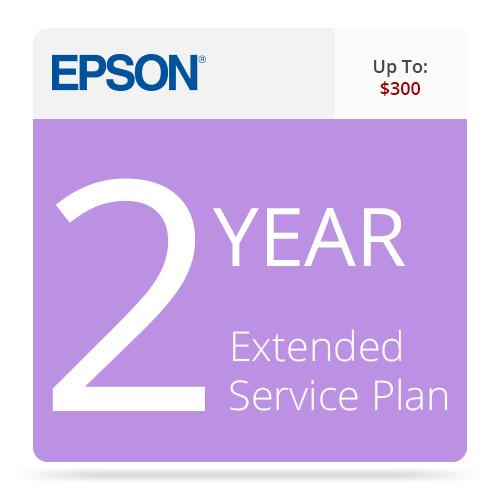 Epson 2-Year Replacement Extended Service Contract EPPSNPSCB2