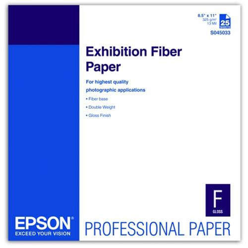 Epson  Exhibition Fiber Paper for Inkjet