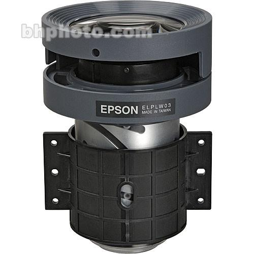 Epson Wide Zoom Projection Lens V12H004W03 V12H004W03
