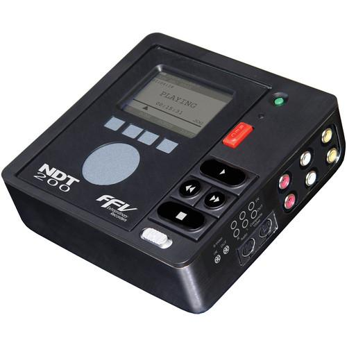 Fast Forward Video NDT200-G Portable Digital Video 301-TA042-2H