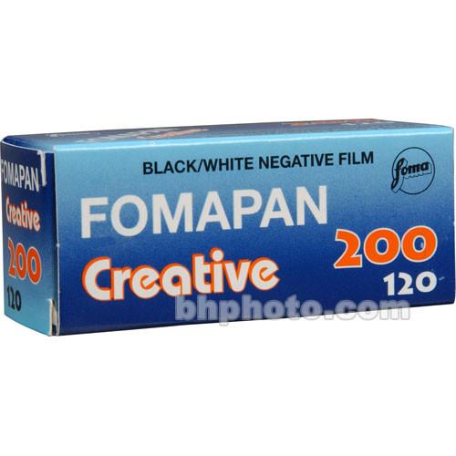 Foma Fomapan 200 Creative Black and White Negative Film 420212