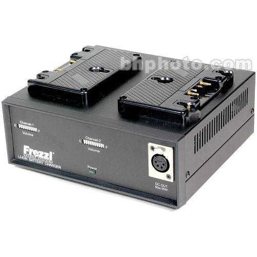 Frezzi FLC-2 Dual Lithium-Ion Battery Charger / Power 93920