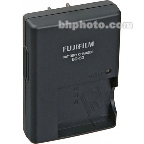 Fujifilm BC-50 Rapid Travel Battery Charger for Fuji 15764118