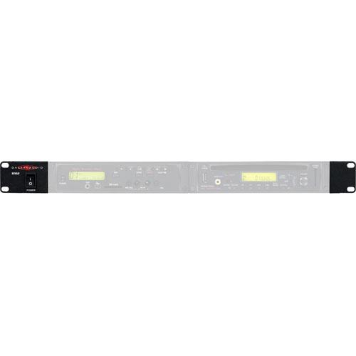Galaxy Audio RM2 Rack Mount Chassis for Rack Mount Players RM2