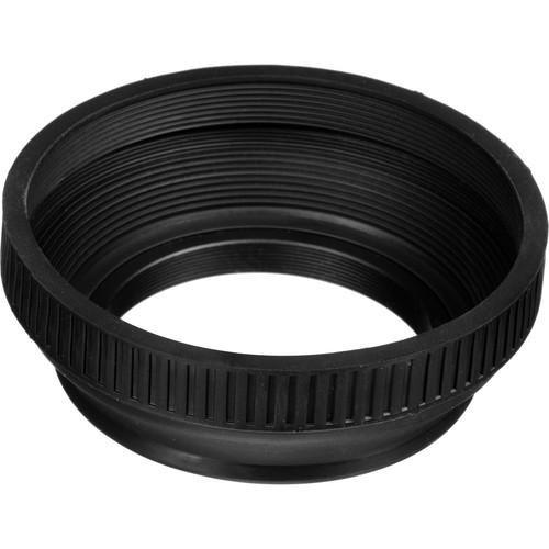 General Brand 52mm Collapsible Rubber Lens Hood NP11052