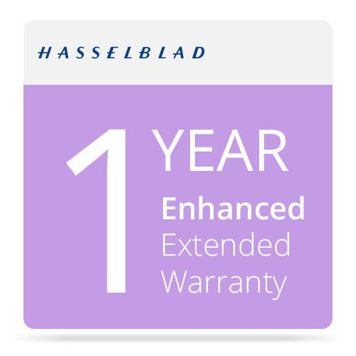 Hasselblad 1 Year Original Warranty Enhanced 50400165