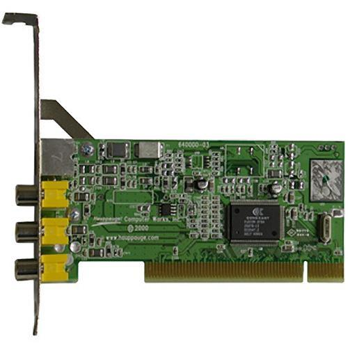 Hauppauge  ImpactVCB PCI Video Capture Card 166
