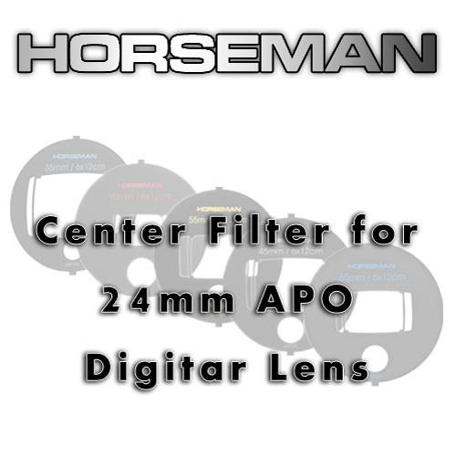 Horseman Center Filter for the 24mm APO Digitar Lens 28991
