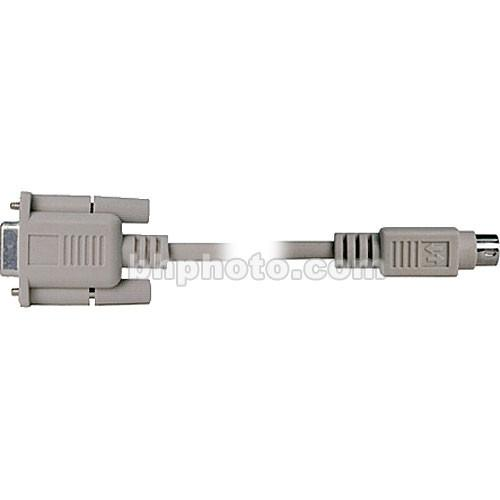 Hosa Technology DBK-110 9-Pin D-Sub Female to 8-Pin Din DBK-110