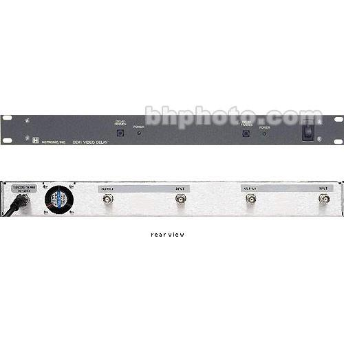 Hotronic DE41-16 Dual Variable Video Delay DE41-16-DUAL