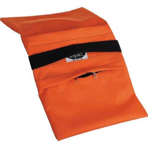 Impact Empty Saddle Sandbag - 18 lb (Orange) SBE-18O