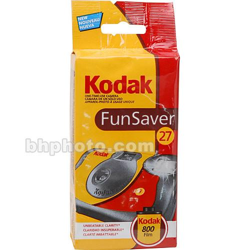 Kodak 35mm One-Time-Use Disposable Camera (ISO-800) 8617763