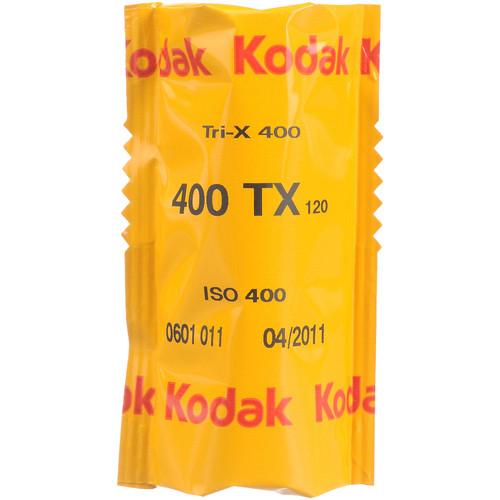 Kodak Professional Tri-X 400 Black and White Negative Film