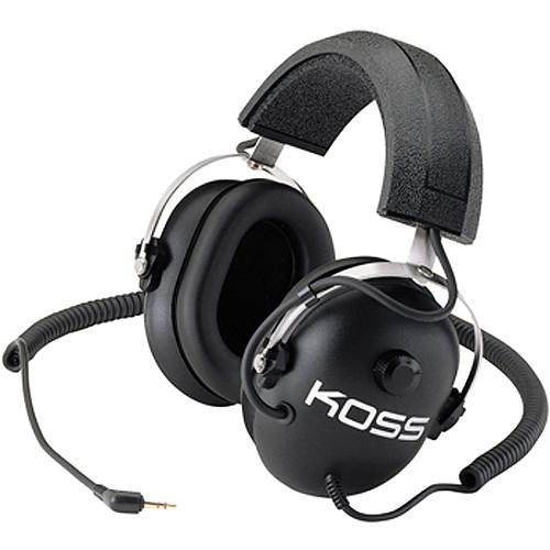 Koss QZ99 Around-Ear Noise Isolating Headphones QZ99 PASSIVE