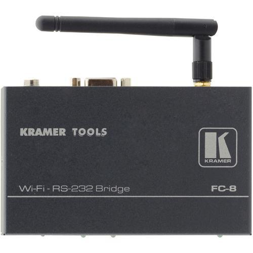 Kramer FC-8 RS-232 to Wireless LAN Controller FC-8