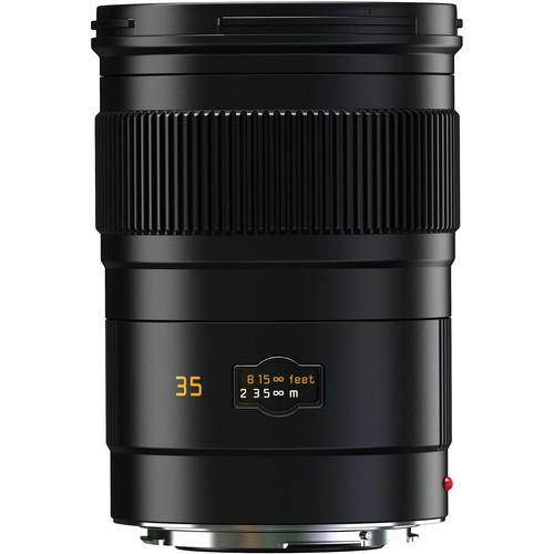 Leica  Summarit-S 35mm f/2.5 ASPH  Lens 11064