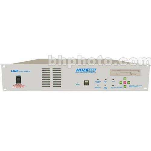 Link Electronics HDE-3000 High Definition SDI Closed HDE-3000