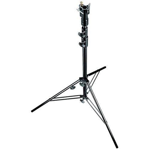 Manfrotto Steel Senior Stand with Leveling Leg 007BSU