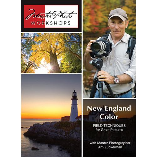 Master Photo Workshops DVD: New England Color: MPDVDD74XUM3ONRY6
