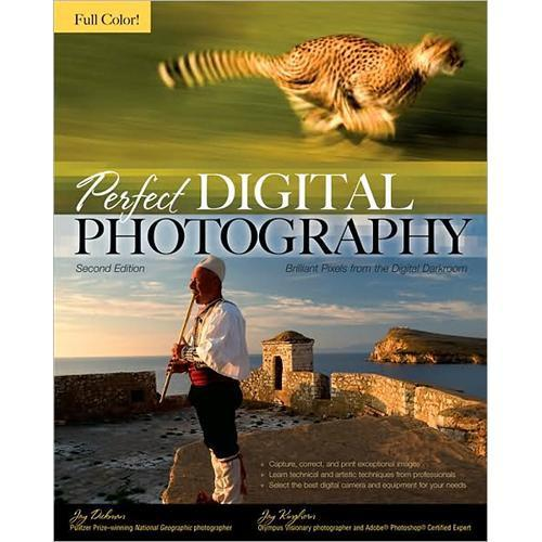 McGraw-Hill Book: Perfect Digital Photography by 9780071601665