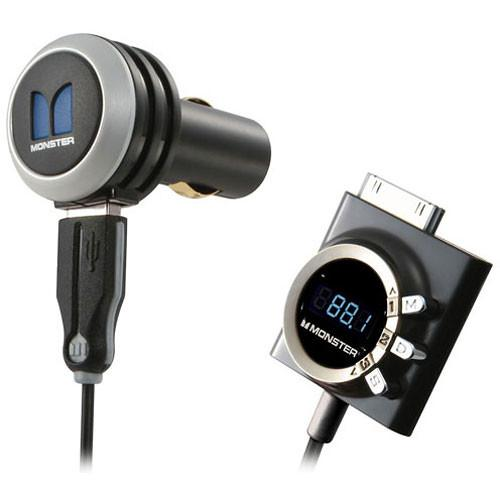 Monster Cable iCarPlay Wireless 250 FM Transmitter 123892