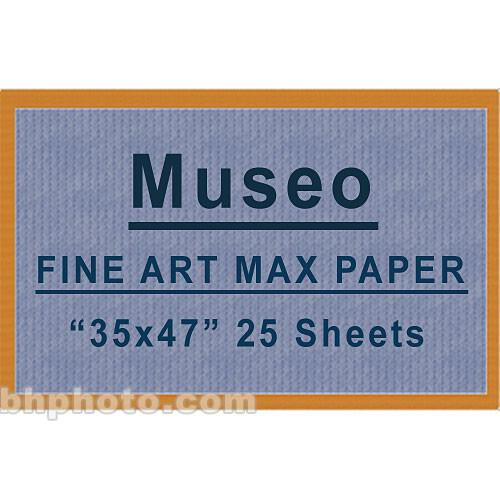Museo MAX Archival Fine Art Paper for Digital Printing 9903