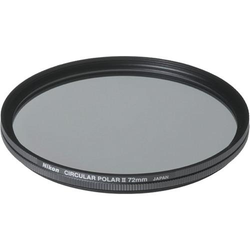Nikon  72mm Circular Polarizer II Filter 2257