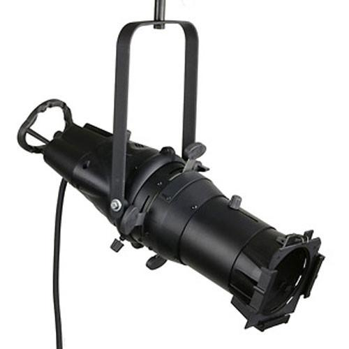 NSI / Leviton Leo Ellipsoidal Spotlight - 50 Degrees LEL50-0TB