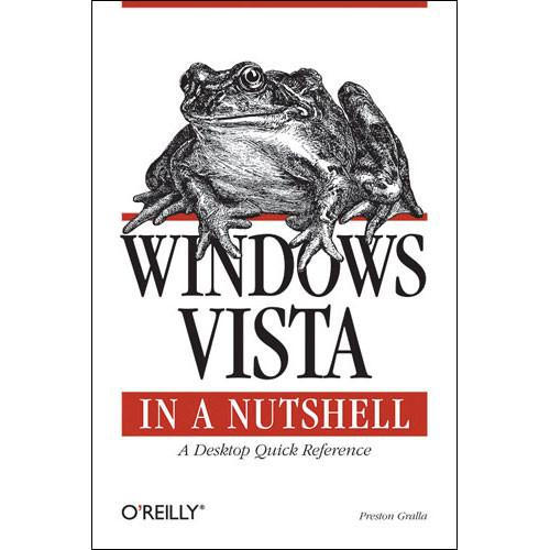 O'Reilly Digital Media Book: Windows Vista in a 596527071