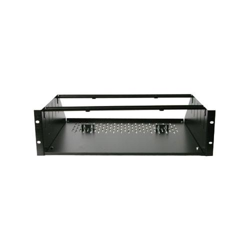 Odyssey Innovative Designs ASC3 3U Clamping Rack Shelf ASC3