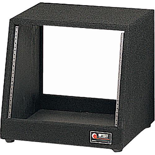 Odyssey Innovative Designs CRS08 Carpeted Studio Rack (8U) CRS08