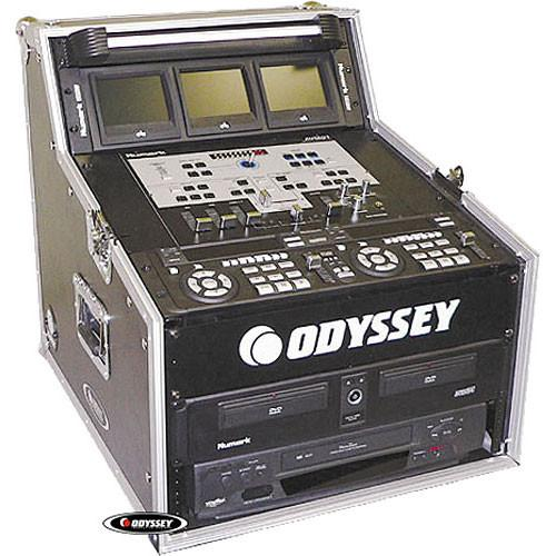 Odyssey Innovative Designs FZ494 Triple Combo Rack FZ494
