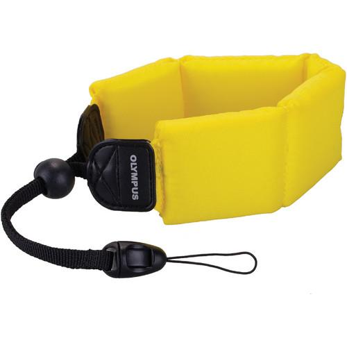 Olympus  Floating Wrist Strap (Yellow) 202364