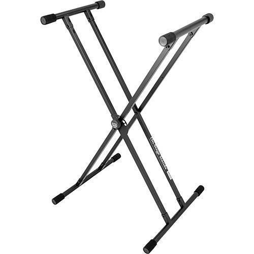 On-Stage KS8191 - Lok-Tight Double-X Keyboard Stand KS8191
