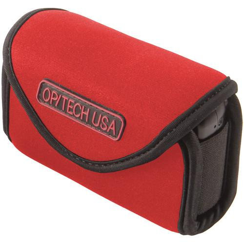 OP/TECH USA Snappeez Soft Pouch, Medium Wide Body 7302254