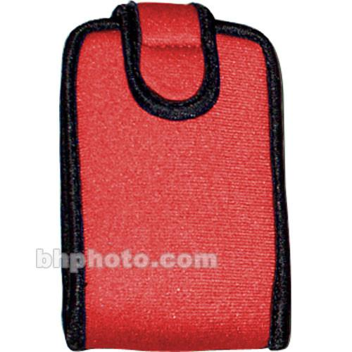 OP/TECH USA Snappeez Soft Pouch, Small (Red) 7302114